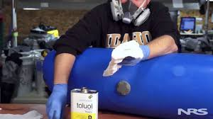 how to inflatable repair adhesives guide youtube