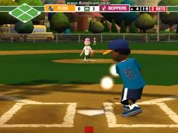 Backyard Baseball 10 Backyard Baseball 09 6 Innings Play Game Youtube