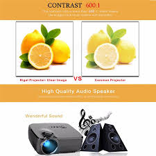projector vs tv home theater 1080p led 1200 lumens portable multimedia theater home cinema