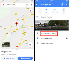Find Map Coordinates 3 Ways To Find The Gps Coordinates Of A Location On Iphone