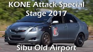 m toyota gymkhana kone attack 2017 special stage sibu old airport toyota