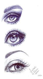 best 25 eye sketch ideas on pinterest realistic eye how to