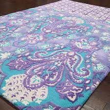 Purple And Turquoise Area Rug Love The Colors My Purple Passion Pinterest Room Future And