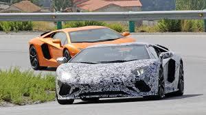 Lamborghini Aventador Convertible - lamborghini aventador roadster facelift spotted with multiple aero