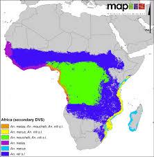 The Sahel Map A Global Map Of Dominant Malaria Vectors Springerlink