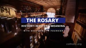the rosary history mystery and meaning hd
