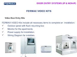 entire product range fermax india