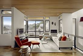 contemporary living room furniture square mirror window