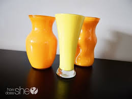 How To Paint A Vase Best 25 Painting Vases Ideas On Pinterest Decorating Vases Diy