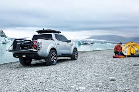 renault christmas renault alaskan pickup truck concept heads to frankfurt