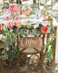 Wedding Chair Signs 16 Pretty Wedding Signs On Etsy