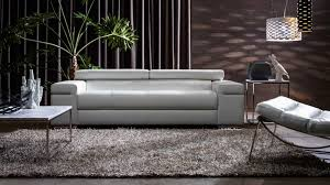 Natuzzi Leather Sofa by Natuzzi Italia At Inspiration Interiors