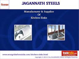 Stainless Steel Kitchen Sinks SupplierManufacturerDelhi - Kitchen sinks manufacturers