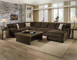 Albany Sectional Sofa Albany Ultimate Chocolate Sectional Sofa 968 Savvy Discount