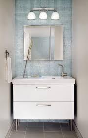 Blue And White Bathroom Tile Bathroom Tile Blue Glass Tiles Bathroom Design Ideas Modern