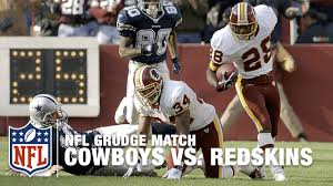 cowboys thanksgiving jerseys cowboys vs redskins grudge match 2002 matchup nfl youtube