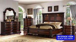 High Headboard Bed Beds Sets Turin Grand Traditional High Headboard Bed Dresser
