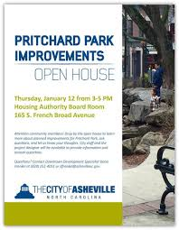 Home Source Design Center Asheville by City Of Asheville To Hold Open House On Pritchard Park