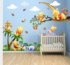 kids room wallpapers winnie the pooh bedroom wallpaper descargas mundiales com