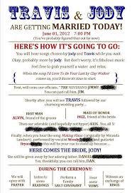 unique wedding programs wedding programs unique wedding program ideas wally designs