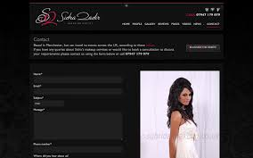 Website For Makeup Artist Graphic Design For Makeup Artist Alloy Marketing Ltd