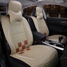 siege de style housse de siège de style cuir voiture sportive achat vente