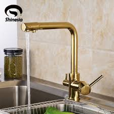 solid brass kitchen faucet luxury gold solid brass kitchen sink faucet handles