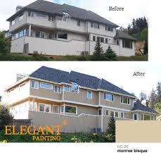 brown exterior paint colors elegant painting