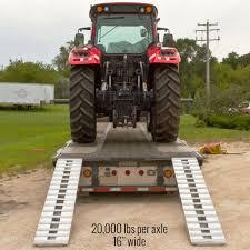 modular step deck trailer ramps 23 500lb capacity discount ramps