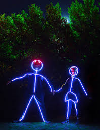 Light Halloween Costumes by Halloween Costume Leds Rippowam Labs