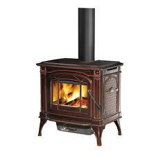 Pedestal Wood Burning Stoves Wood Burning Stoves Ebay