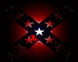 Rebel Flag Image Bloody Confederate Flag By D3uterium On Deviantart