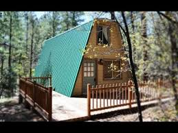 a frame cabin designs tiny a frame cabin on 44 acres in arizona small house design