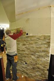Kitchen Feature Wall Ideas Awesome And Solid Brick Wall Living Room Design Ideas With Stone
