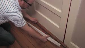 Exterior Door Seal How To Install A Door Bottom