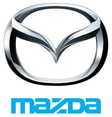 mazda corporate car logo