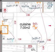 prise 32 a cuisine exemple de cuisine en u 7 carte de visite mod232le et exemple