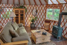 what u0027s your yurt decorating style pacific yurts