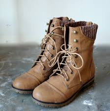 sweater lined foldover combat boots in the woods ankle sweater boots sweater boots knit socks