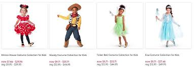 Halloween Costumes Stores Disney Store Halloween Costumes 25