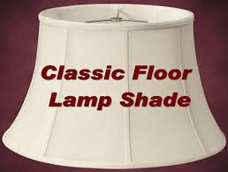 l shades 14 inches high standard l shade glass floor shades the aquaria 13 large home