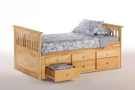 Captains Bed Twin Size Kids Beds With Storage Kids Beds With Storage 9 Ambito Co