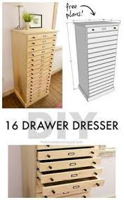 Free Solid Wood Dresser Plans by Card Catalog Cabinet Diy Pallet U0026 Barrel U0026 Woodworking Ideas