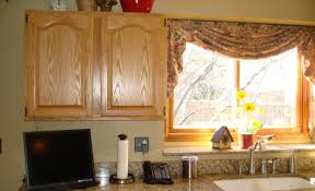 kitchen valances modern curtains horrible awful kitchen curtain valance uk fascinate