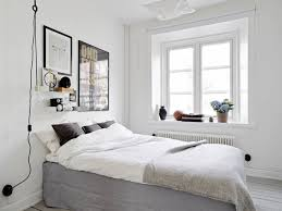 bedroom scandinavian apartment design along with scandinavian