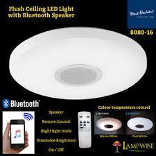 led light bluetooth speaker 8080 16 flush ceiling led light bluetooth speaker remote control