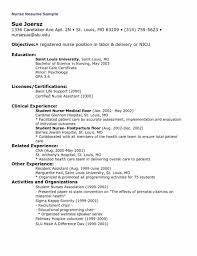 Entry Level Registered Nurse Resume Examples Entry Level Software Engineer Resume Sample Resume123