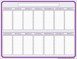 printable calendar template 2 week calendar printable printable calendar templates 2018 with