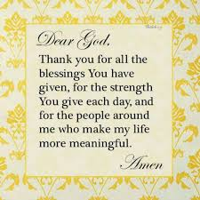 Meme All - your daily inspirational meme dear god thank you for all the