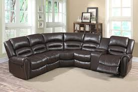 Sectional With Recliner Living In Style Bingham Reclining Sectional U0026 Reviews Wayfair